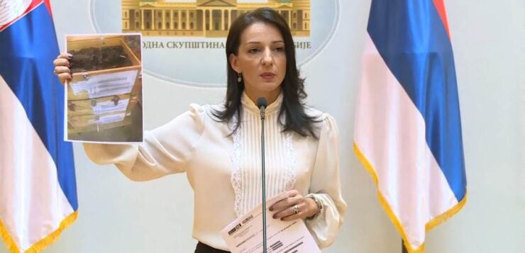 Zelenović: Vučiću shvati, Marinika neće stati!