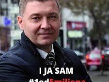 Zelenović: Ono što je Vučić bio Miloševiću, to je Vacić Vučiću